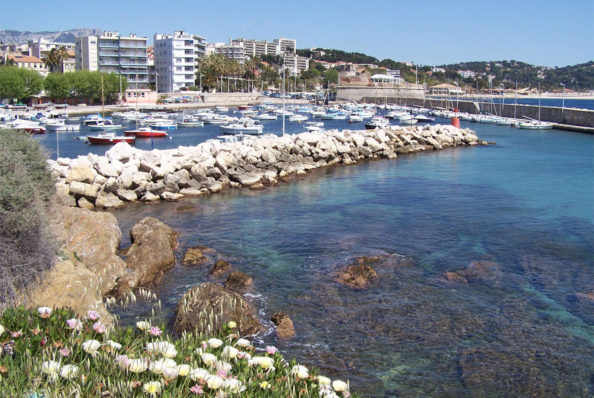 Agence immobili�re Toulon